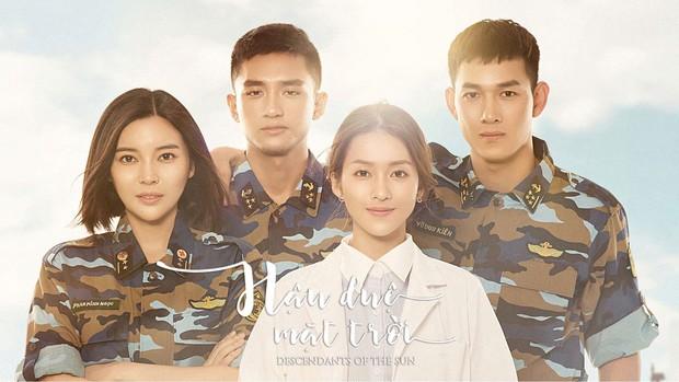 Hậu Duệ Mặt Trời bản Việt trở thành phim truyền hình Việt Nam đầu tiên lên kệ Netflix - Ảnh 1.