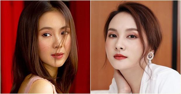 Hai cô gái vàng chính chuyên của màn ảnh Việt trước giờ G VTV Awards gọi tên Hồng Diễm và Bảo Thanh! - Ảnh 1.