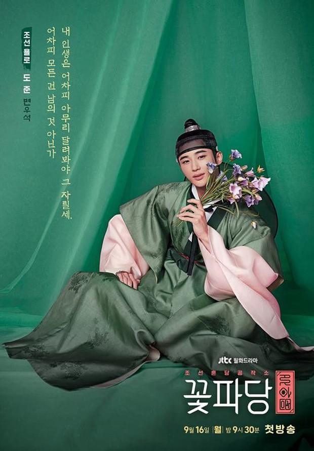 Dàn sao dữ dằn của Sạp Mai Mối Thời Joseon: Ngoài hotboy nháy mắt Park Ji Hoon, phim còn có cả tiểu Song Joong Ki nha các bé! - Ảnh 17.