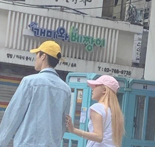 Nữ idol xấu nhất lịch sử Kpop lên tiếng về ảnh hẹn hò, ai ngờ lại là một nạn nhân nữa của friendzone 10 năm - Ảnh 1.