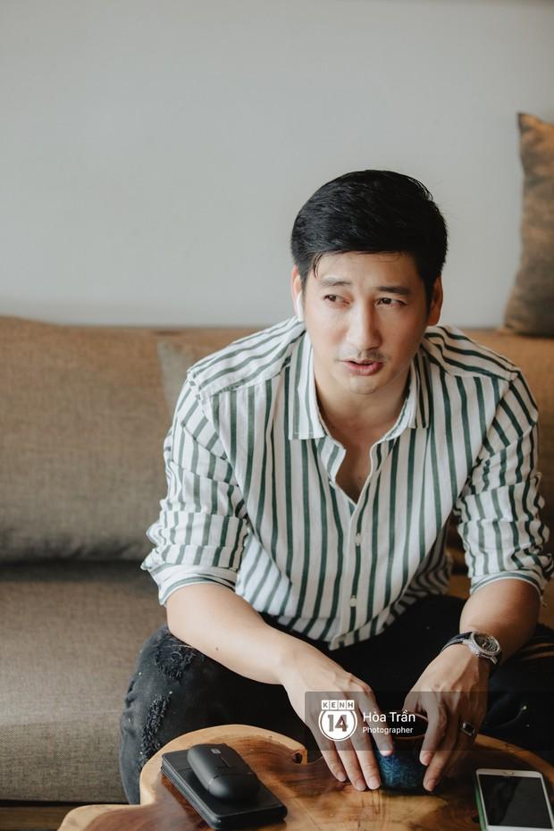 """Ngọc Quỳnh: """"Thái là gã chồng rất đáng thương, một con tốt xoay vần giữa 4 thế lực Hoa Hồng Trên Ngực Trái - Ảnh 7."""