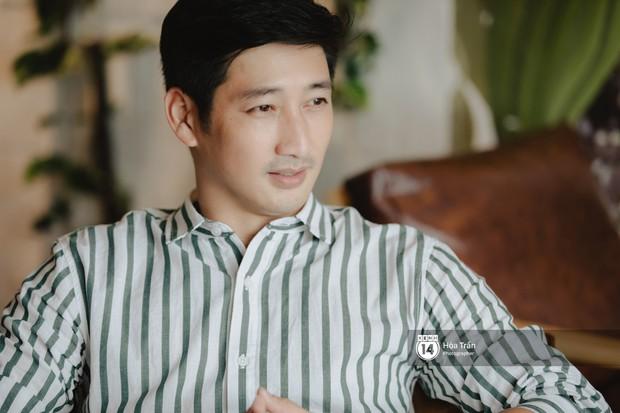 """Ngọc Quỳnh: """"Thái là gã chồng rất đáng thương, một con tốt xoay vần giữa 4 thế lực Hoa Hồng Trên Ngực Trái - Ảnh 1."""