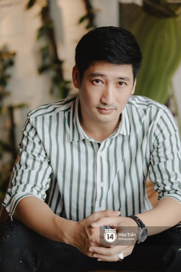 """Ngọc Quỳnh: """"Thái là gã chồng rất đáng thương, một con tốt xoay vần giữa 4 thế lực Hoa Hồng Trên Ngực Trái - Ảnh 9."""