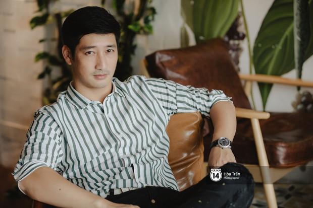 """Ngọc Quỳnh: """"Thái là gã chồng rất đáng thương, một con tốt xoay vần giữa 4 thế lực Hoa Hồng Trên Ngực Trái - Ảnh 13."""
