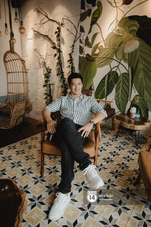 """Ngọc Quỳnh: """"Thái là gã chồng rất đáng thương, một con tốt xoay vần giữa 4 thế lực Hoa Hồng Trên Ngực Trái - Ảnh 15."""