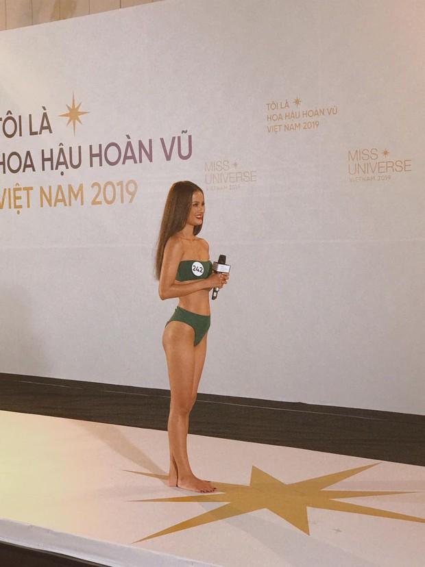 Lộ ảnh body chưa photoshop của Thúy Vân, Hương Ly và dàn thí sinh casting Hoa hậu Hoàn vũ: Ai đáng gờm nhất? - Ảnh 2.