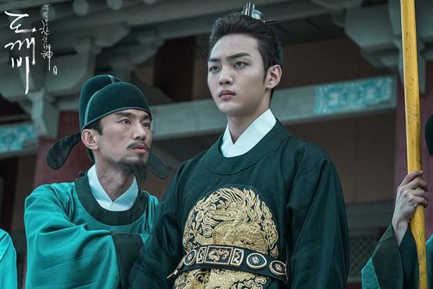 Dàn sao dữ dằn của Sạp Mai Mối Thời Joseon: Ngoài hotboy nháy mắt Park Ji Hoon, phim còn có cả tiểu Song Joong Ki nha các bé! - Ảnh 3.