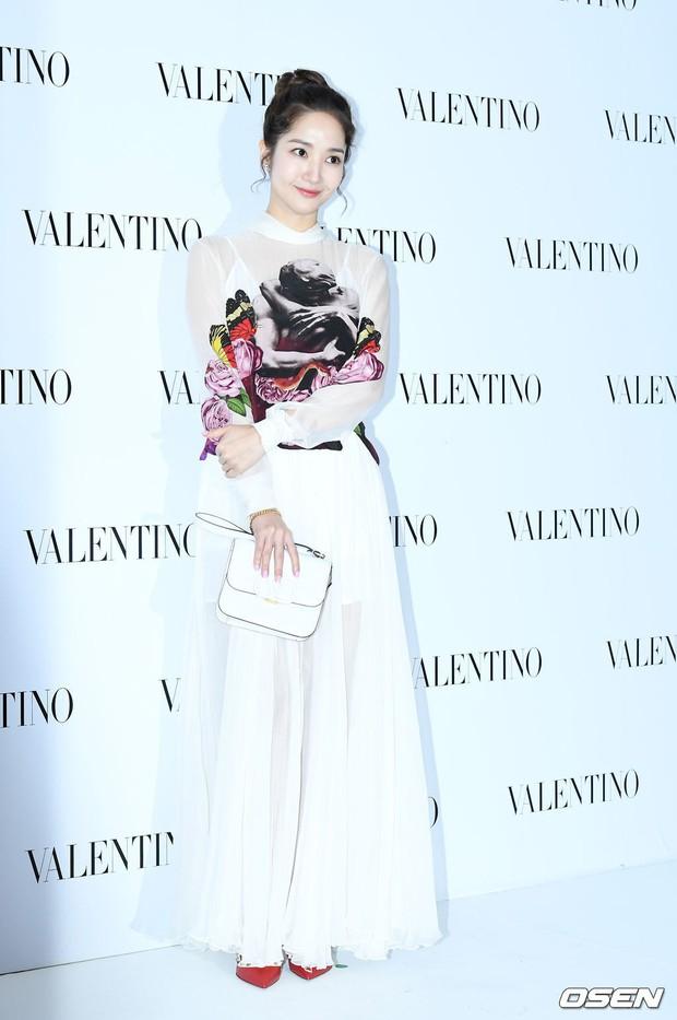 Sự kiện sang chảnh gây bão: Mỹ nhân Han Ye Seul đỉnh đến mức át cả Park Min Young, Hoa hậu ngực khủng kín lạ - Ảnh 2.