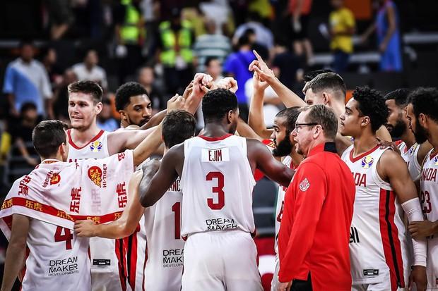 Kết quả thi đấu ngày 5/9 FIBA World Cup 2019: Bóng rổ Mỹ huỷ diệt Nhật Bản, giải toả tinh thần trước khi vào vòng 2 - Ảnh 1.