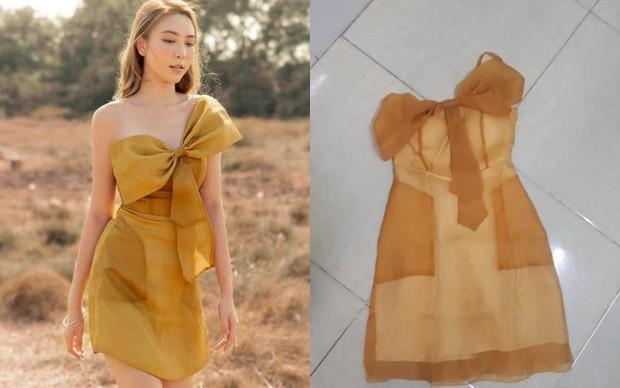 Chi 520k mua phải váy vừa fake lại vừa rởm, cô gái cạn lời khi biết hàng thật có giá hơn 3,7 triệu - Ảnh 1.