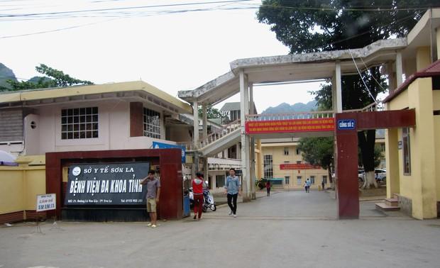 Người nhà tố Bệnh viện Đa khoa tỉnh Sơn La tắc trách khiến sản phụ và thai nhi tử vong trong lúc chờ sinh - Ảnh 1.