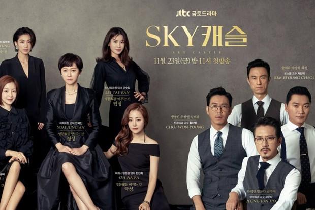 Thêm SKY Castle được Mỹ thâu tóm làm remake, drama Hàn giờ không phải dạng thường đâu nha! - Ảnh 2.