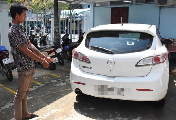 Trộm ôtô trước quán cà phê sau 9 tháng ra tù về tội trộm - Ảnh 2.