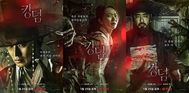 Không chỉ Kingdom 2, Nam Joo Hyuk và binh đoàn trai đẹp phim Hàn sắp tổng tấn công chị em đây - Ảnh 1.