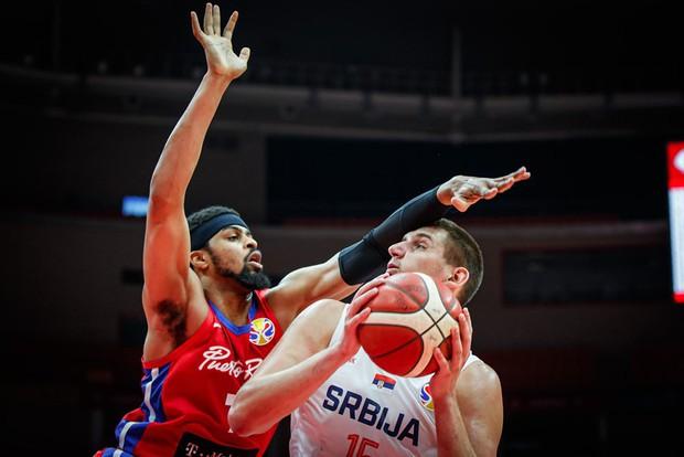 Thắng áp đảo Puerto Rico, Serbia mở đầu thuận lợi ở vòng 2 FIBA World Cup 2019 - Ảnh 2.