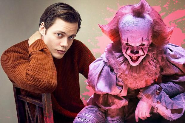 """Nhìn vẻ điển trai của Bill Skarsgard - gã hề ma quái trong """"IT 2"""", chị em có nô nức đòi chui xuống cống? - Ảnh 1."""