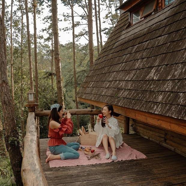 Resort mới toanh nằm giữa rừng thông đang siêu hot ở Chiangmai (Thái), rất hợp cho những ai ôm mộng trốn cả thế giới mùa thu này  - Ảnh 18.