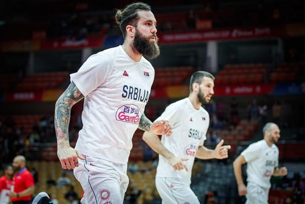 Thắng áp đảo Puerto Rico, Serbia mở đầu thuận lợi ở vòng 2 FIBA World Cup 2019 - Ảnh 3.