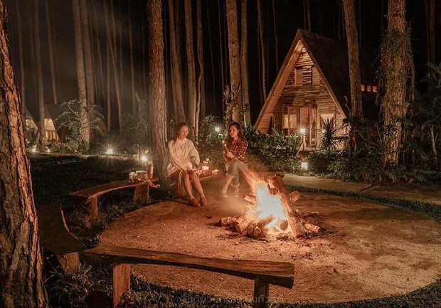 Resort mới toanh nằm giữa rừng thông đang siêu hot ở Chiangmai (Thái), rất hợp cho những ai ôm mộng trốn cả thế giới mùa thu này  - Ảnh 20.
