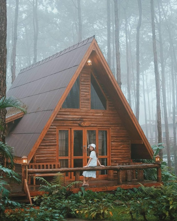 Resort mới toanh nằm giữa rừng thông đang siêu hot ở Chiangmai (Thái), rất hợp cho những ai ôm mộng trốn cả thế giới mùa thu này  - Ảnh 24.