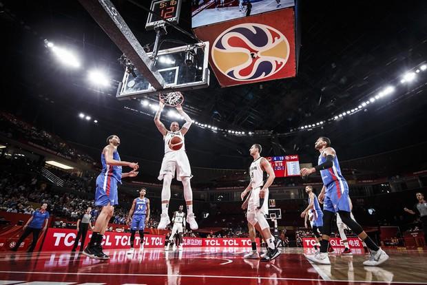 Kết quả thi đấu ngày 5/9 FIBA World Cup 2019: Bóng rổ Mỹ huỷ diệt Nhật Bản, giải toả tinh thần trước khi vào vòng 2 - Ảnh 4.