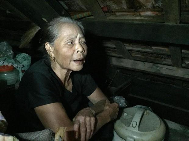 Cuộc sống co ro trên gác mái với bát cơm trắng của người dân Hà Tĩnh - Ảnh 6.