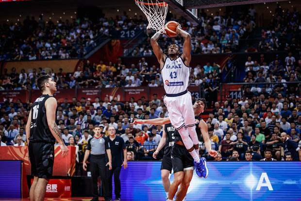 Kết quả thi đấu ngày 5/9 FIBA World Cup 2019: Bóng rổ Mỹ huỷ diệt Nhật Bản, giải toả tinh thần trước khi vào vòng 2 - Ảnh 6.