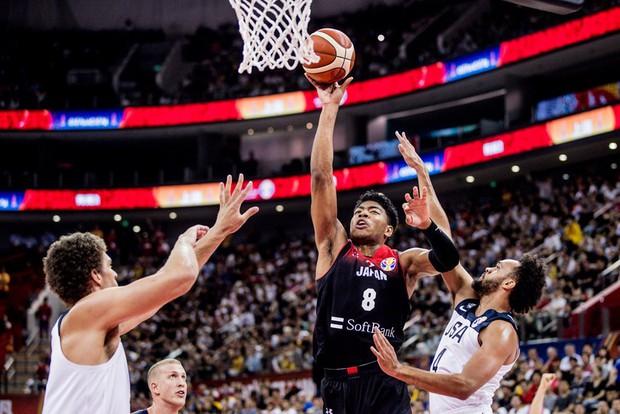 Kết quả thi đấu ngày 5/9 FIBA World Cup 2019: Bóng rổ Mỹ huỷ diệt Nhật Bản, giải toả tinh thần trước khi vào vòng 2 - Ảnh 7.