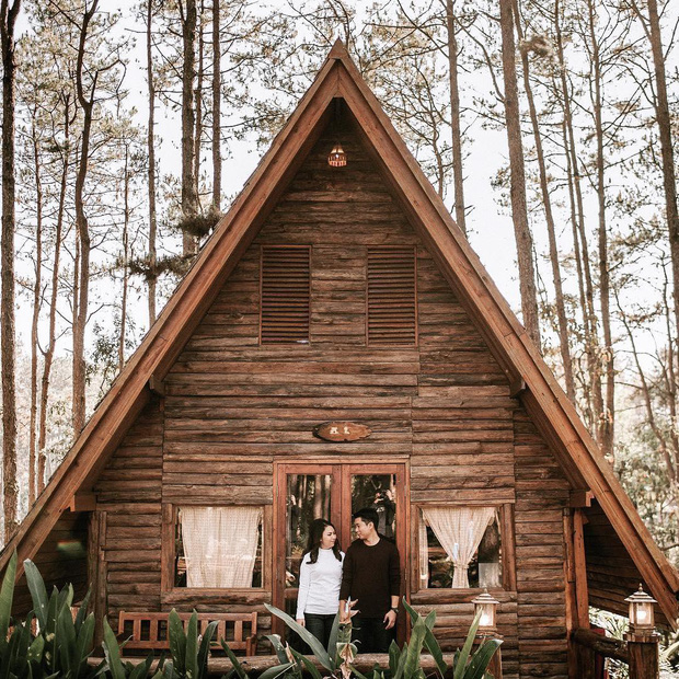 Resort mới toanh nằm giữa rừng thông đang siêu hot ở Chiangmai (Thái), rất hợp cho những ai ôm mộng trốn cả thế giới mùa thu này  - Ảnh 7.