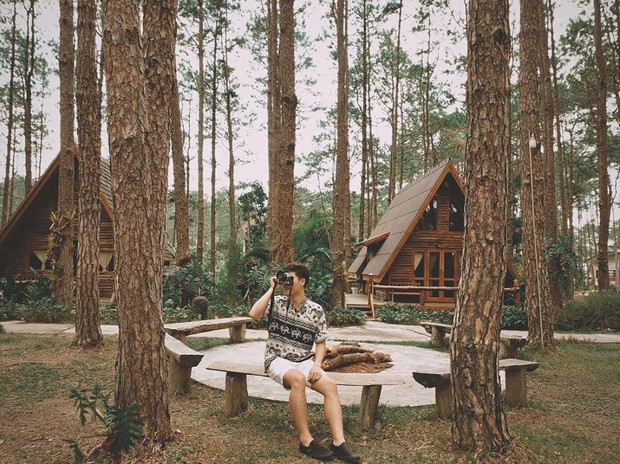 Resort mới toanh nằm giữa rừng thông đang siêu hot ở Chiangmai (Thái), rất hợp cho những ai ôm mộng trốn cả thế giới mùa thu này  - Ảnh 8.
