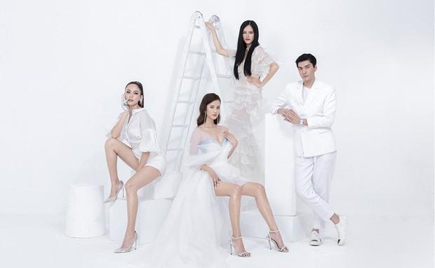 Xài lại SBD của Mâu Thủy, Hương Ly sẽ làm nên chuyện như đàn chị tại Hoa hậu Hoàn vũ Việt Nam? - Ảnh 5.