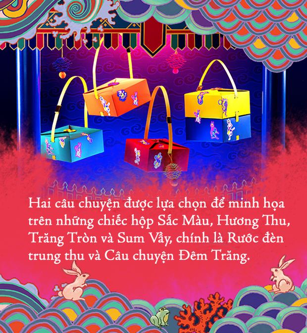 """Trung thu thời nay: Khi hộp bánh không chỉ """"gói tròn"""" kỷ niệm mà còn là sự tâm huyết với văn hóa Việt - Ảnh 7."""