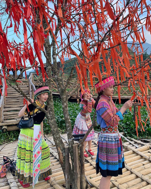 """""""Chân lý ngàn năm"""" khi du lịch: Đi đâu thì đi, nhưng nhất định phải đi cùng hội bạn chụp ảnh có tâm như Chi Pu - Quỳnh Anh Shyn - Sun HT - Ảnh 7."""