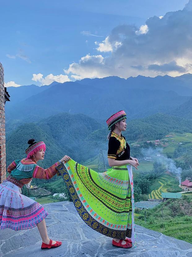 """""""Chân lý ngàn năm"""" khi du lịch: Đi đâu thì đi, nhưng nhất định phải đi cùng hội bạn chụp ảnh có tâm như Chi Pu - Quỳnh Anh Shyn - Sun HT - Ảnh 4."""