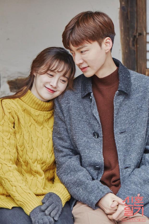Đào sâu 4 bức tranh ly hôn như chảo lửa drama của Goo Hye Sun - Ahn Jae Hyun: Lật mặt, toan tính, nhưng có dàn dựng? - Ảnh 22.