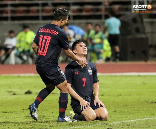 Ngạc nhiên với trình độ bóng đá Đông Nam Á, HLV U22 Thái Lan phải thay đổi quyết định này để săn vàng SEA Games - Ảnh 1.