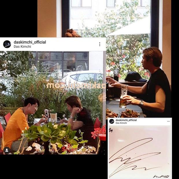Đi 3 nước trong cùng 1 kỳ nghỉ, lại toàn ghé những địa điểm mang tính nghệ thuật, RM (BTS) sắp sửa thành travel blogger mới của Kbiz rồi! - Ảnh 13.