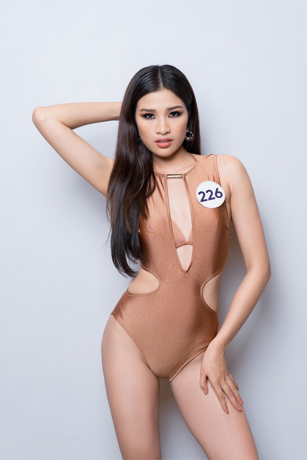 Ngắm trọn body của dàn thí sinh Hoa hậu Hoàn vũ Việt Nam 2019: Chính thức lộ diện những ứng cử viên đáng gờm! - Ảnh 6.