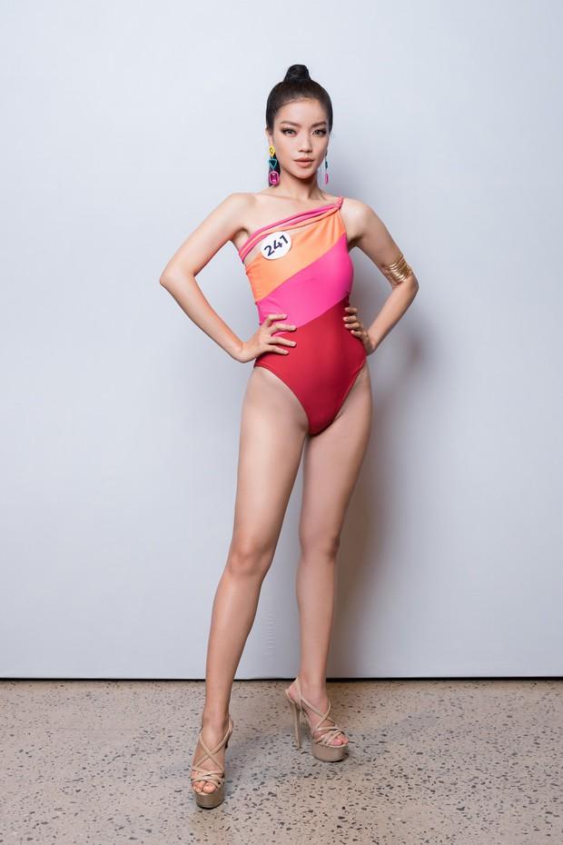 Ngắm trọn body của dàn thí sinh Hoa hậu Hoàn vũ Việt Nam 2019: Chính thức lộ diện những ứng cử viên đáng gờm! - Ảnh 5.
