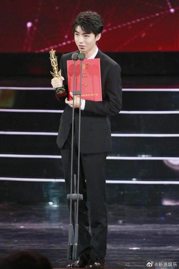 Chuyện lạ Hoa Ngữ: Địch Lệ Nhiệt Ba thắng giải diễn viên mới ở Kim Phượng Hoàng 2019? - Ảnh 1.