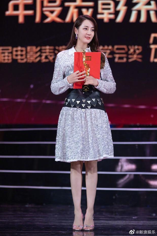 Chuyện lạ Hoa Ngữ: Địch Lệ Nhiệt Ba thắng giải diễn viên mới ở Kim Phượng Hoàng 2019? - Ảnh 2.