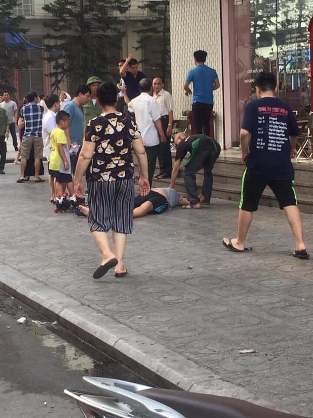 Hà Nội: Nổ lớn ở chung cư HH Linh Đàm khiến 4 người bị thương - Ảnh 1.