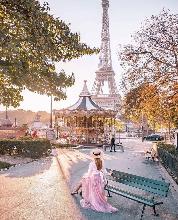 Tò mò những địa điểm được check-in nhiều nhất trên Instagram hiện tại: Tháp Eiffel của Pháp dẫn đầu với gần 6 triệu hashtag - Ảnh 1.
