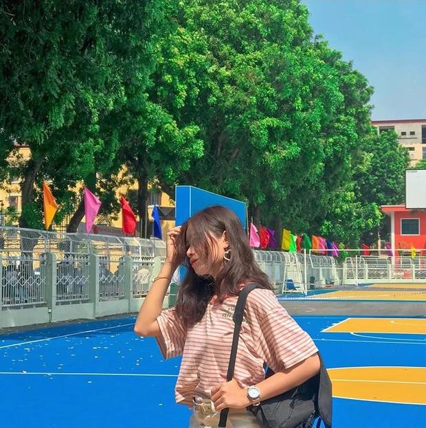 Đang yên đang lành đi sơn mỗi toà một màu sắc, đủ cả xanh đỏ tím vàng: ĐH Hà Nội muốn trở thành trường màu mè hoa lá nhất Việt Nam? - Ảnh 11.