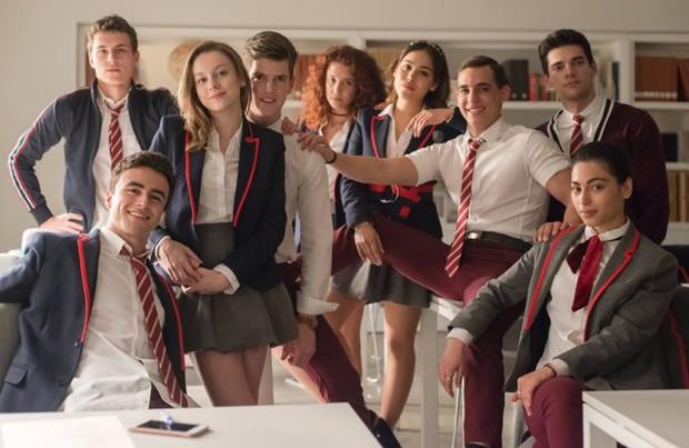Review Elite season 2: Kì án học đường gay cấn, dàn trai xinh gái đẹp Tây Ban Nha đẹp đến no mắt - Ảnh 7.