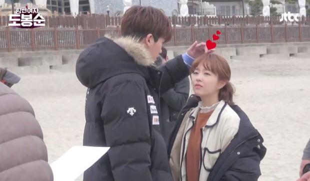 """Các cặp sao Hàn hot được fan đẩy thuyền tích cực nhất: Jennie - Mino có twist"""" cực mạnh, có cặp chênh hẳn 18 tuổi - Ảnh 14."""