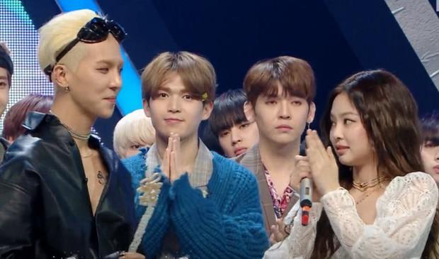 """Các cặp sao Hàn hot được fan đẩy thuyền tích cực nhất: Jennie - Mino có twist"""" cực mạnh, có cặp chênh hẳn 18 tuổi - Ảnh 2."""