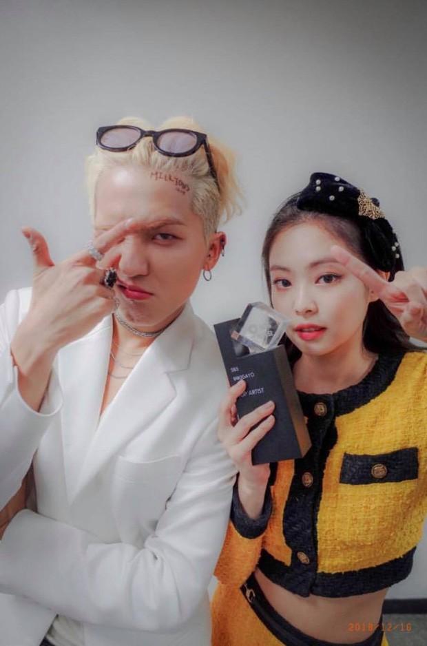 """Các cặp sao Hàn hot được fan đẩy thuyền tích cực nhất: Jennie - Mino có twist"""" cực mạnh, có cặp chênh hẳn 18 tuổi - Ảnh 4."""