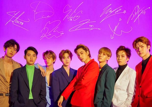 30 boygroup hot nhất Kpop hiện nay: Hạng 1 không lạ, hạng 2 gây choáng vì vượt mặt cả EXO và dàn idol nổi tiếng - Ảnh 3.