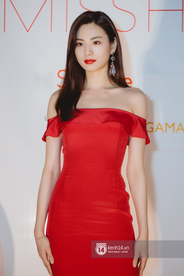 Mỹ nhân đẹp nhất thế giới Nana gây sốt khi dự sự kiện ở Việt Nam: Nhan sắc, body ngoài đời có đỉnh cao như lời đồn? - Ảnh 1.